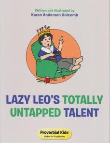 LazyLeoCover